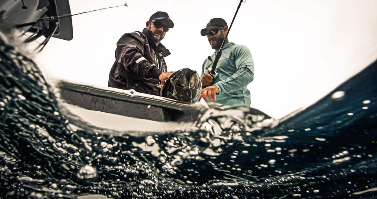 Host capt rush maltz local knowledge tv for Local knowledge fishing