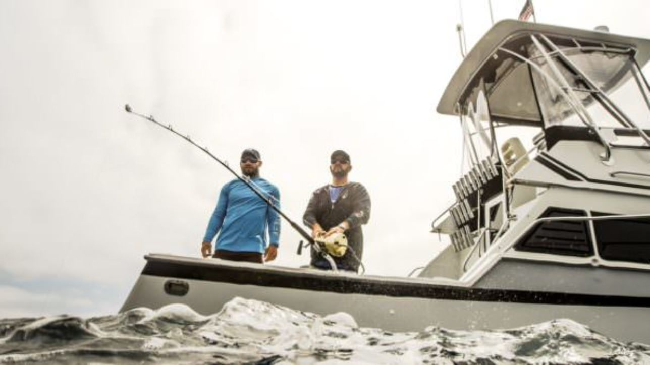 Local knowledge season two begins local knowledge tv for Local knowledge fishing